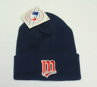 MLB Milwaukee Brewers Beanie (navy)