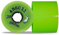 Abec 11 ZigZags 70mm (lime)
