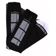 Theories Tower Socks (black)