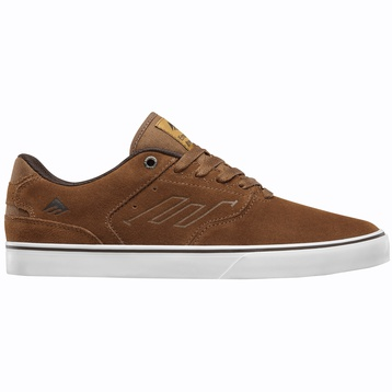 Emerica Reynolds Low Vulc (brown/white/gum)