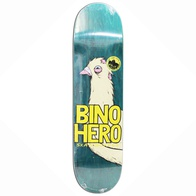 "Anti Hero ""Bino Hero"" Deck (8.43"")"