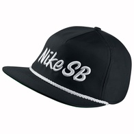 Nike SB Unstructured Dri-Fit Snapback (black)