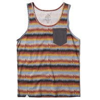 Altamont Peyote Pocket Tank Top (gold)