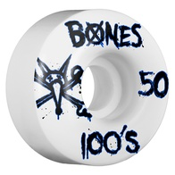 Bones 100's Wheels 50mm (natural)