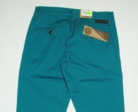 Reell Slimstretch Chino tundra blue