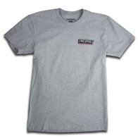 "Theories Of Atlantis ""Press"" Shirt (heather grey)"