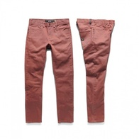 Krew K Skinny denim (terracotta)