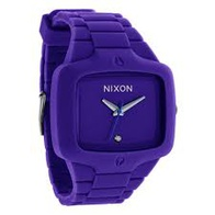 Nixon Rubber Player (Purple)
