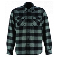 Dickies Sacramento Flannel Shirt (grey melange)
