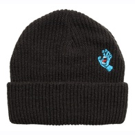Santa Cruz Screaming Mini Hand Beanie (dark heather)