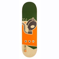 "Alien Workshop Gas Mask Logo Deck (8.5"")"