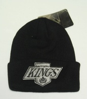 NHL Los Angeles Kings Beanie (black)