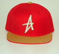 Altamont The Wood snapback (tan)