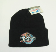 NBA Detroit Pistons beanie (black)