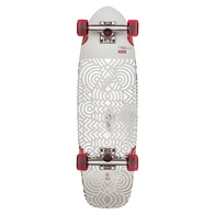 "Globe Shmoozer Cruiser 8.75"" (china heights/foil)"