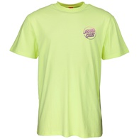 Santa Cruz Fade Hand T-Shirt (limelight)