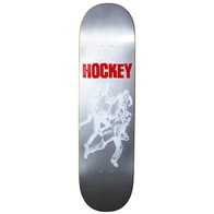 "Hockey Vandals SIlver Deck (8.38"")"