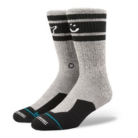 Stance Mark Gonzales Smiley (grey)