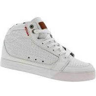 Gravis Lowdown HC LX (White/Red)