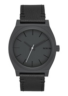 Nixon Time Teller (all black/slate)