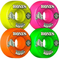 Bones 100's $ Wheel Assorted