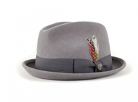 Brixton Gain Fedora (grey)