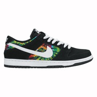 Nike SB Dunk Low Pro IW (black/white/multicolor))