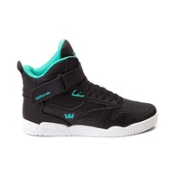 Supra Bleeker (black/atlantis-off white)