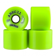 Abec 11 Reflex Zigzag 70mm(green)