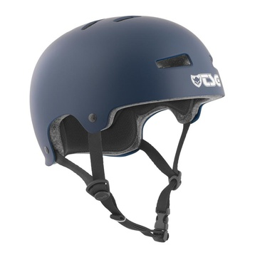 TSG Evolution Solid Helm (satin blue)
