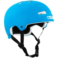 TSG Evolution Youth Solid Helm (satin dark cyan)