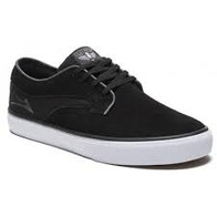 Lakai Riley Hawk (Black/Suede)