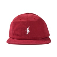 Polar No Comply Cap (red/white)