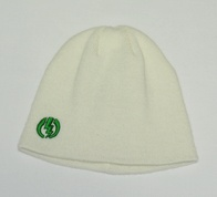 Electric Stalker Beanie (white)