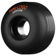 Mini Logo C-cut 52mm wheels (black)