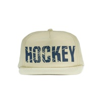 Hockey Big Shattered Hat (cream)