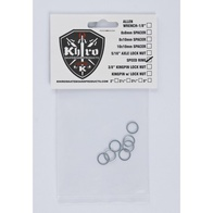 Khiro Speed rings 8mm