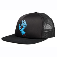 Santa Cruz Screaming Hand Mesh Cap (black)
