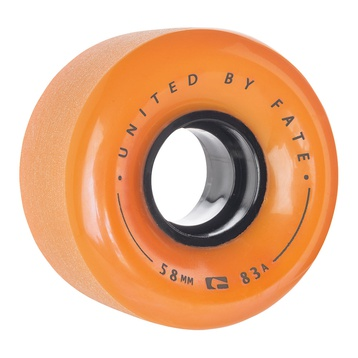 Globe Bruiser Wheel 58mm (orange)