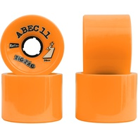 Abec 11 Reflex Zigzag 70mm(orange)