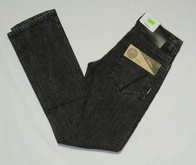 Reell Skin Jeans black acid washed