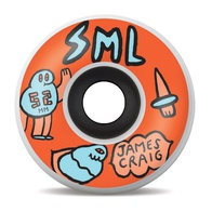 "Sml. Wheels ""Lucas"" James Craig (52mm)"