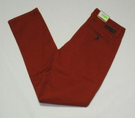 Reell Slimstretch Chino rusty brown