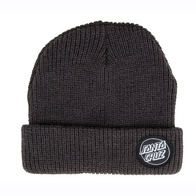 Santa Cruz Outline Dot Beanie (black)