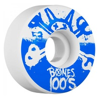 Bones 100's Wheels 53mm (natural)