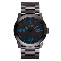 Nixon The Private SS (gunmetal/blue)