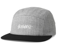 Altamont Miliman camphat (grey heather) 5 panel