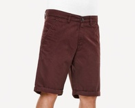 Reell Grip Chino Short (aubergine)