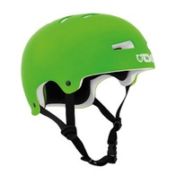 TSG Evolution Solid Helm (satin lime green)