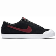 Nike SB All Court CK (black/team red)